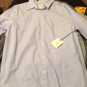 Dress shirt, baby blue